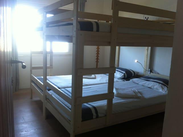 Double bunk bedroom (building n.2)