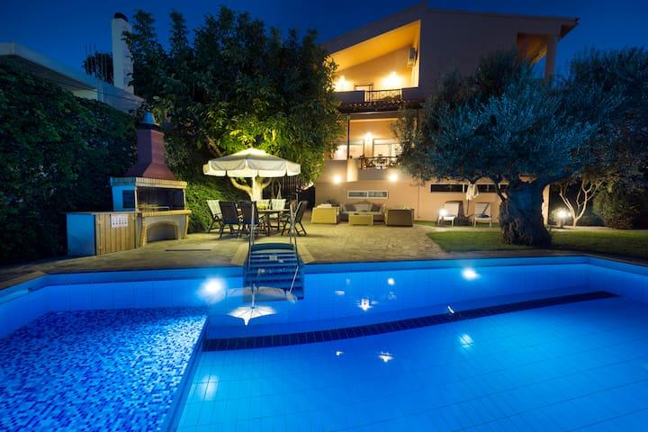 VILLA OLIVO  Kreta -Chania -Kambani - Chania - Casa