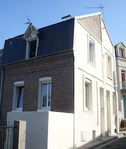 Maison de pêcheur meublée n°5 - Le Tréport - Casa