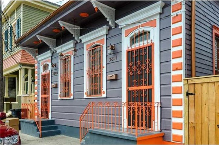 Close to the French Quarter in Bywater - New Orleans - House