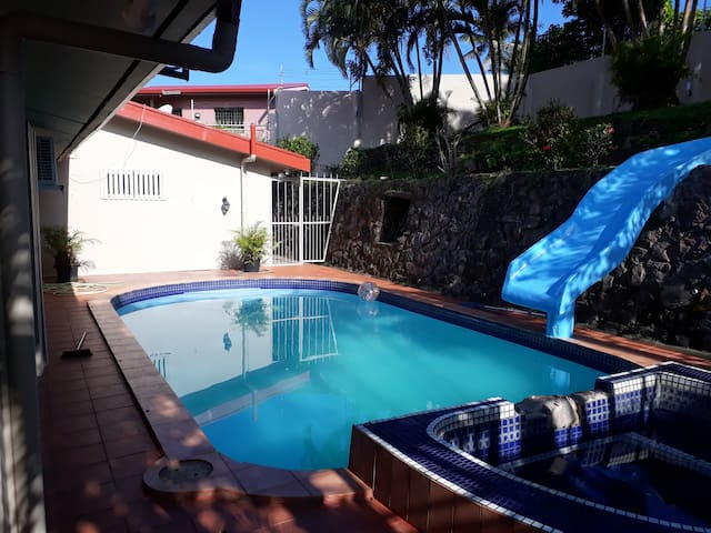 Central Suva - Air conditioned - Pool