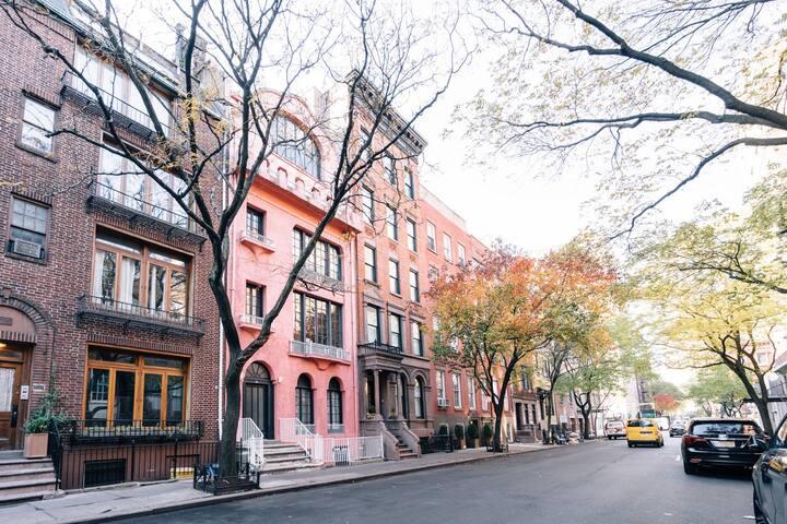 Greenwich Village Artist Residence