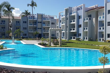 Chic Penthouse minutes from Beach - Punta Cana
