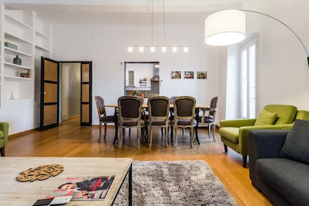 SUPERBE APPART 3 CHAMBRES CLIM WIFI RUE THIERS - Aix-en-Provence - Flat