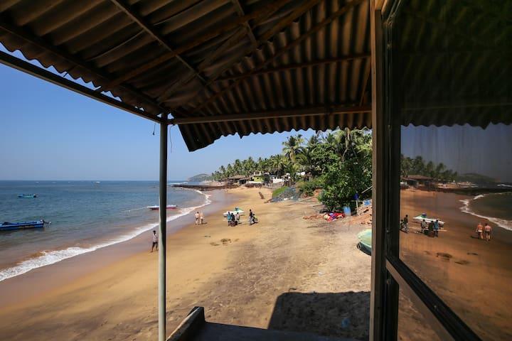 A room on the beach - Anjuna - Otros
