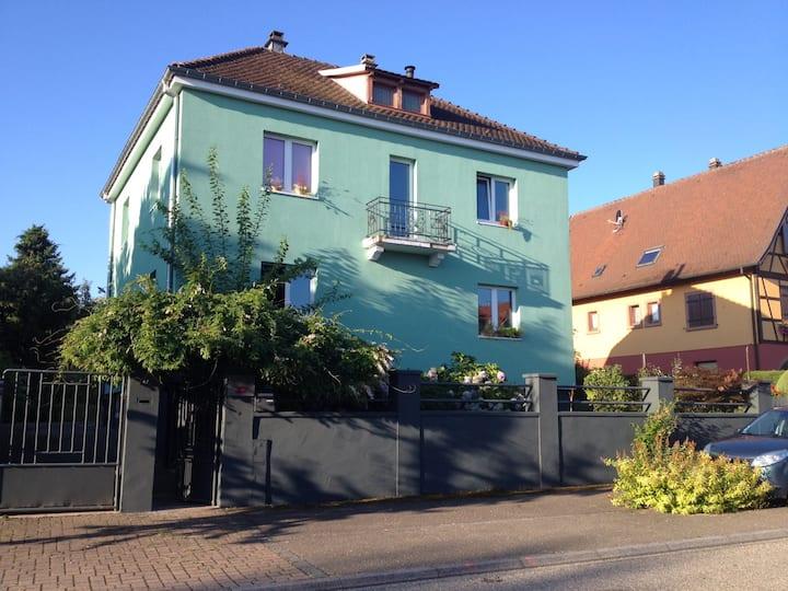 L'Alsace et ses trésors - Maison entière