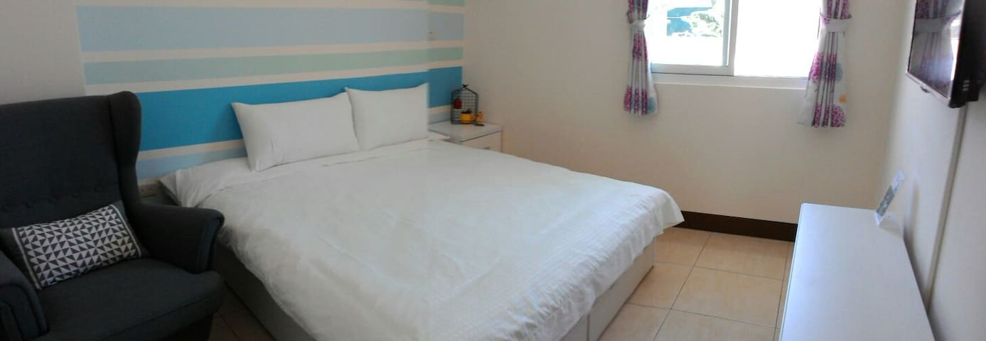 兩人房1 king double bed,at first floor - 台東市 - House