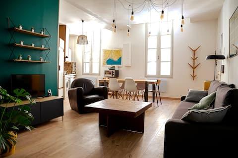 Charmant appartement  à Saint Roch