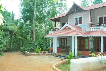 The flavours of Coorg @ Benaka homestay - Maldare