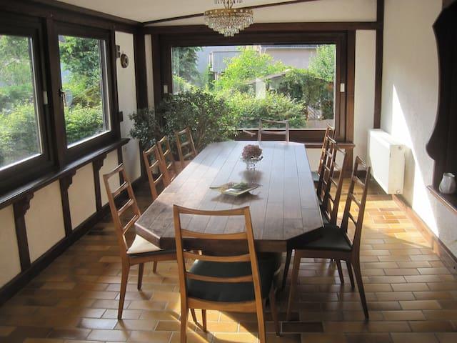 Erholungsoase im Pfälzer Wald - Ruppertsweiler - House