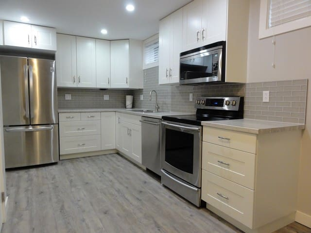 Sherridon Basement Suite - Fort Saskatchewan