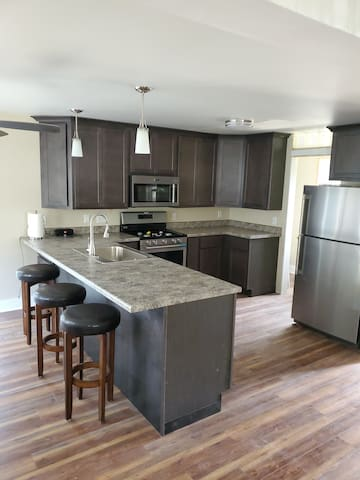 Newly remodeled Executive Home for rent
