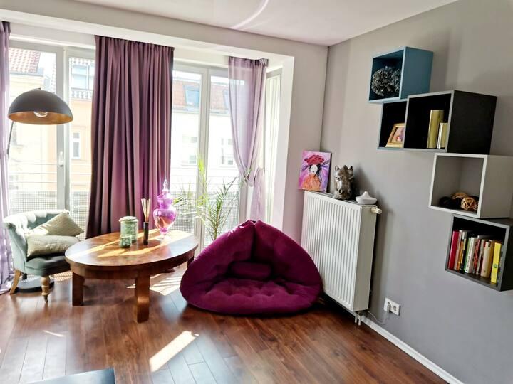 Stilvolle Wohnung im Herzen Berlins-Mitte