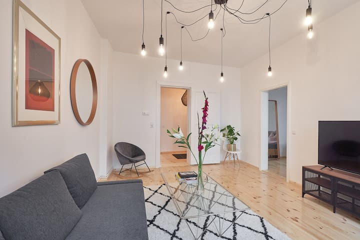 ★ Your Privat 5 Star Home in the City Center ★