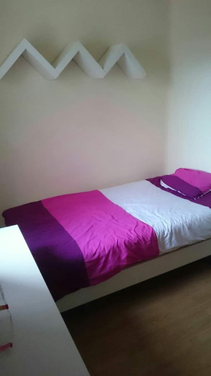 Habitación muy confortable