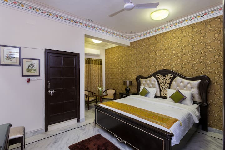Deluxe room in a Boutique Homestay