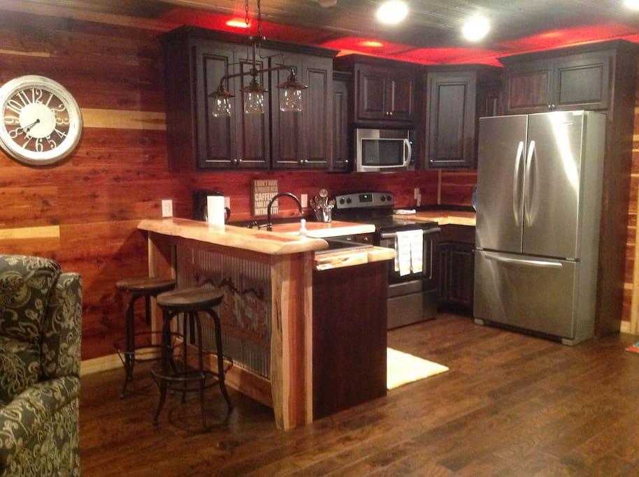Cedar Cabin 1 Retreat Near Tim 39 S Ford Lake Cabins For