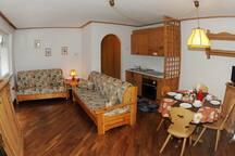 Saloncino -angolo cottura Living room