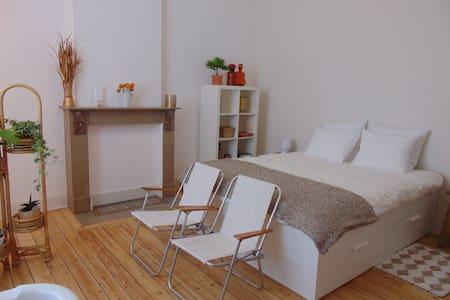 Superbe chambre à Namur-Salzinnes - Namur - Casa a schiera