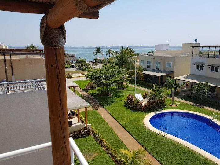 Villa en Marina Diamante Acapulco