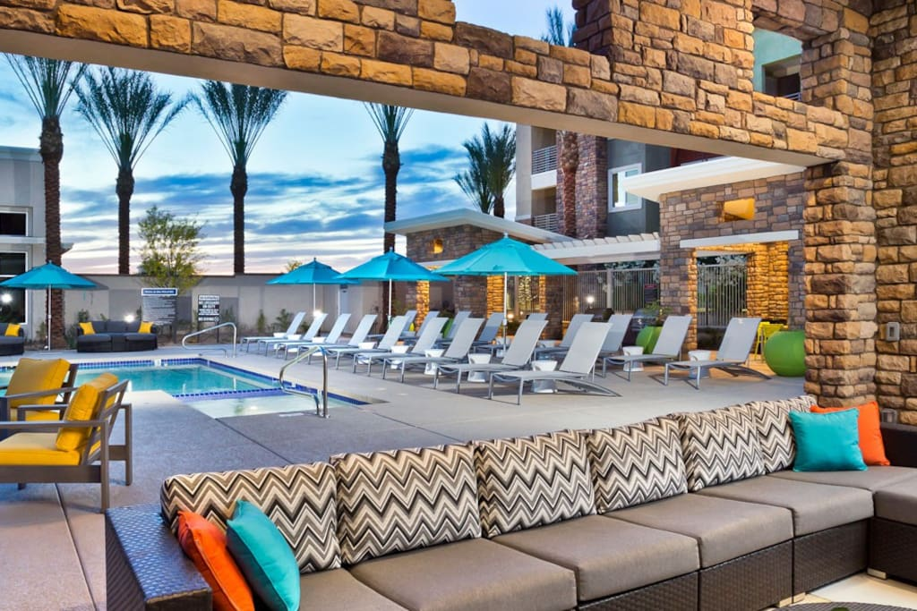 Outstanding pool and outdoor amenities for relaxation and fun!