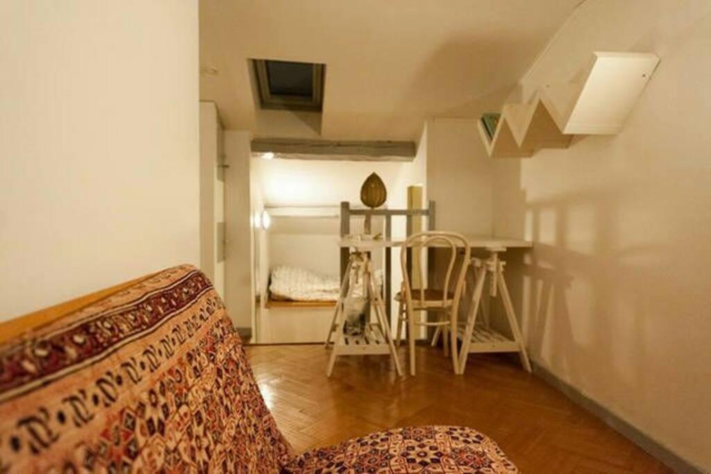 chambre chez l 39 habitant wohnungen zur miete in lyon auvergne rh ne alpes frankreich. Black Bedroom Furniture Sets. Home Design Ideas