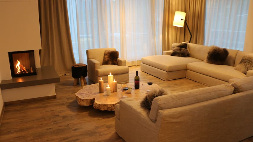 XXL Penthouse mit Dachterrasse - Hinterglemm - Apartmen