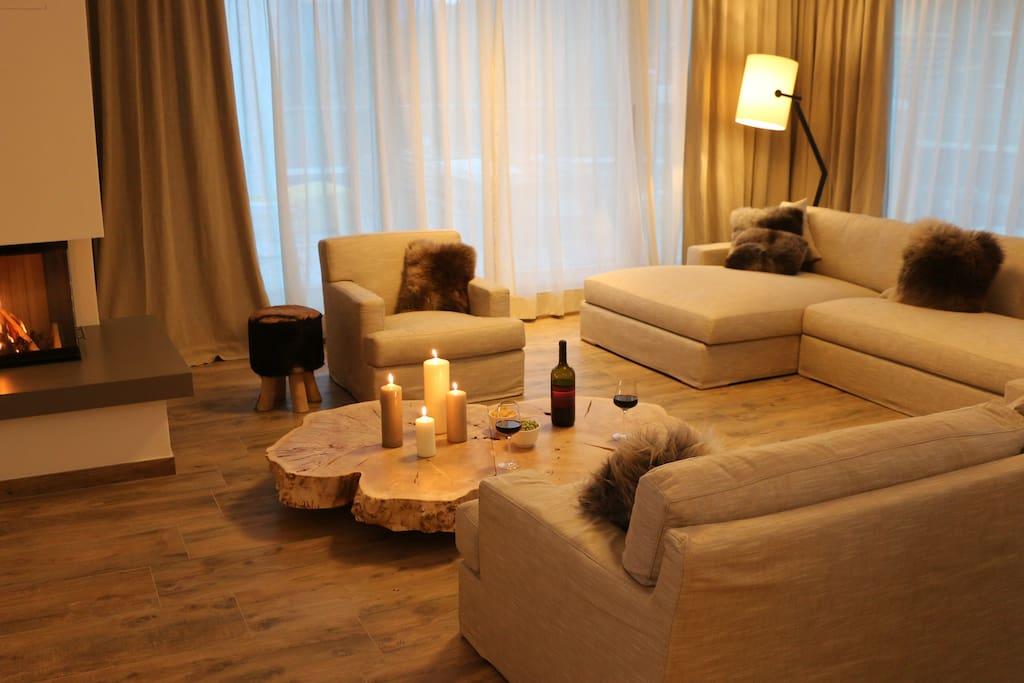 xxl penthouse mit dachterrasse wohnungen zur miete in hinterglemm salzburg sterreich. Black Bedroom Furniture Sets. Home Design Ideas
