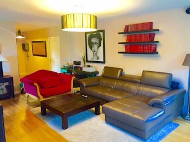 l'appartement du pianiste - Tassin-la-Demi-Lune - Apartemen
