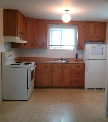 One Bedroom Apartment in Corner Brook