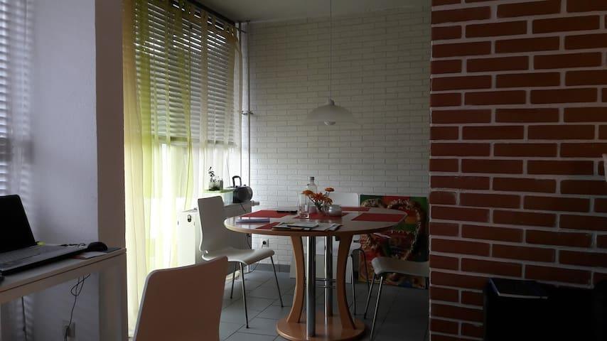 Freundliches Zimmer Umgebung Frankfurt Main - Dietzenbach - Apartmen