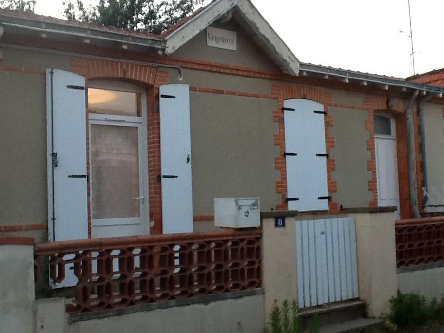 Maison individuelle récemment rénovée