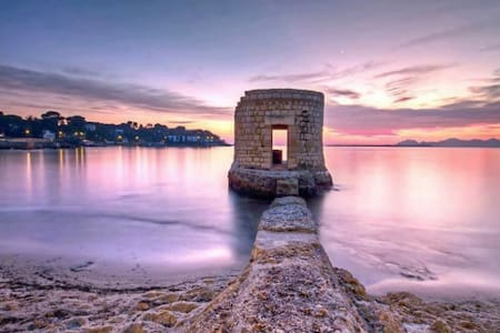 Villa exceptionnelle Cap d'Antibes - Antibes