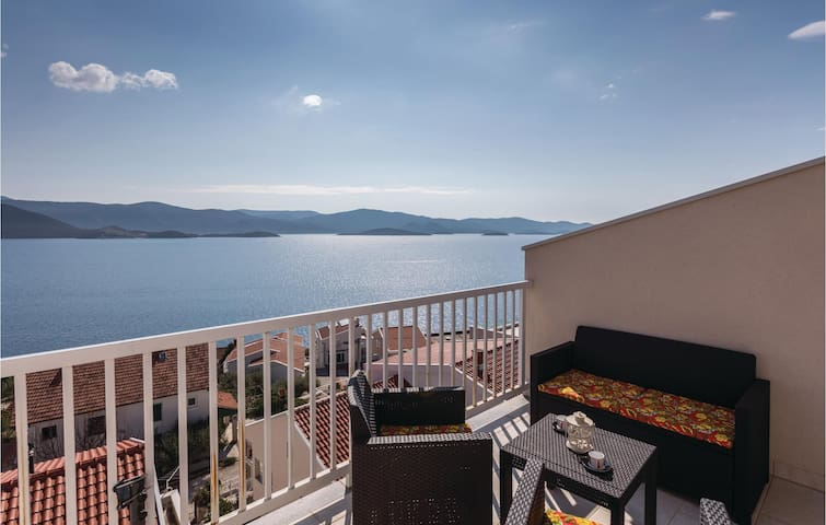 Holiday apartment with 1 bedroom on 41 m² in Klek