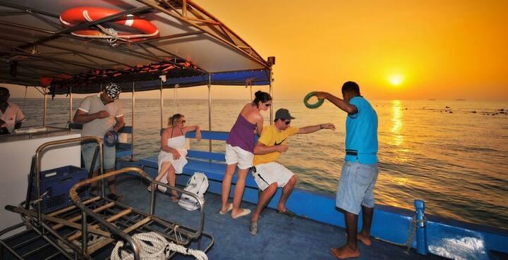 Fishing Holiday in Maldives
