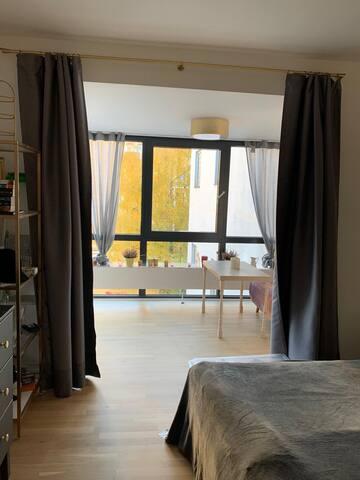Charmantes Zimmer im Herzen Hamburgs