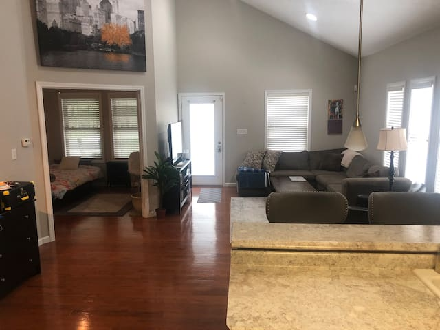 2 bed/2 bath located in the heart of Fall Creek.