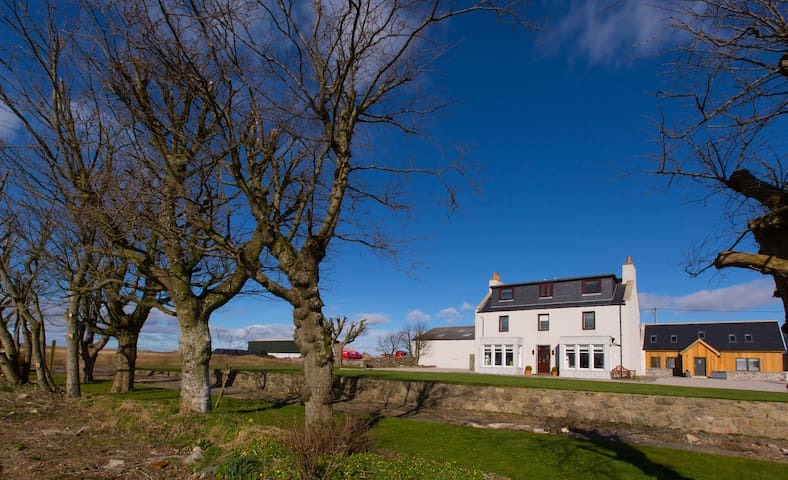 5 star. Farmhouse B&B - Aberdeen - Bed & Breakfast