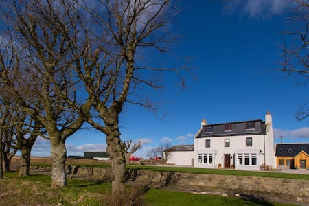 5 star. Farmhouse B&B - Aberdeen - Pousada