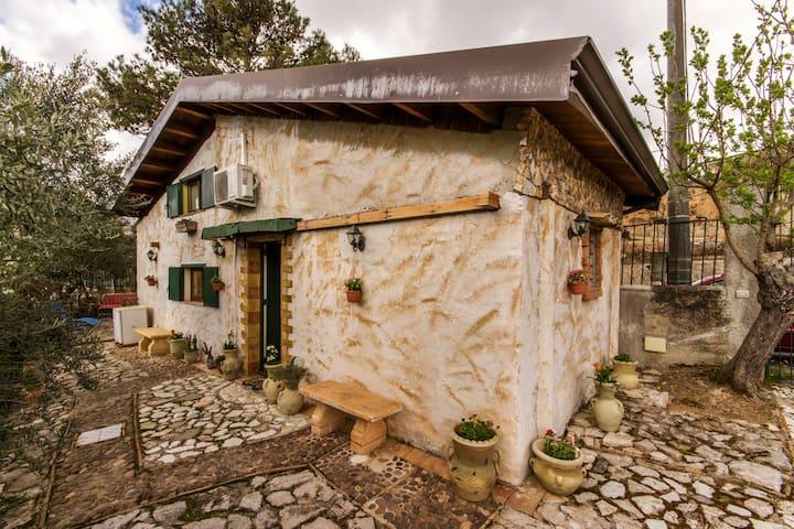 Chalet Algabry - Altofonte - Houten huisje
