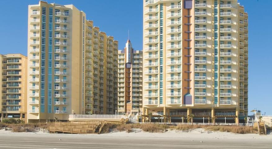 Wyndham Ocean Boulevard North Myrtle Beach - North Myrtle Beach - Timeshare