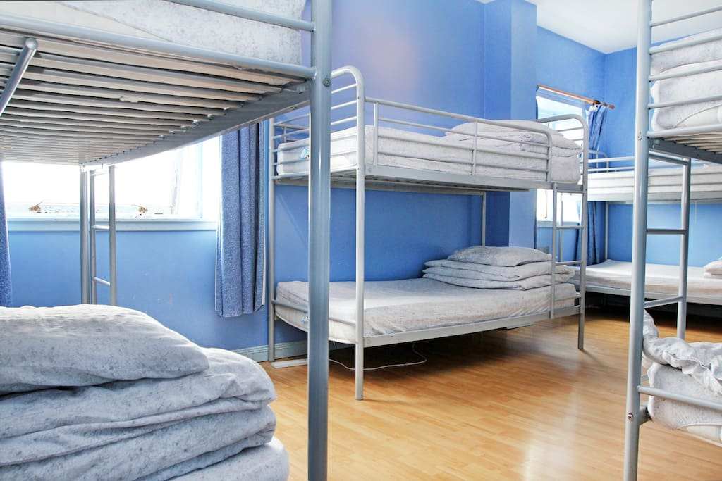 Large Spacious Dorm Rooms