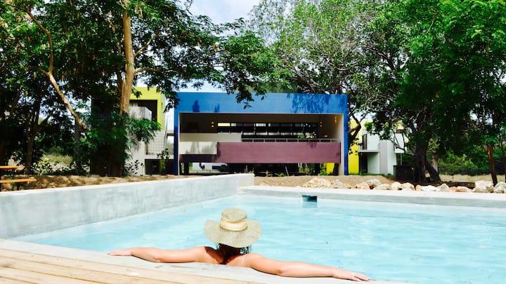 Designvilla Flamingo  Bohemi Nature Resort SPECIAL