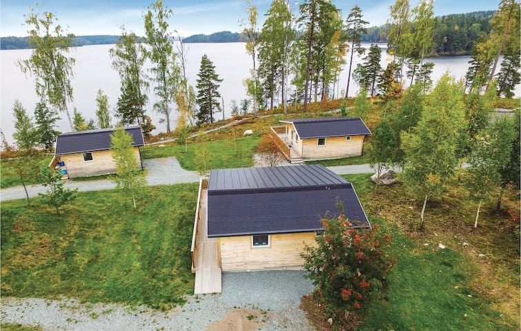 Holiday cottage with 2 bedrooms on 48m² in Dalslånged