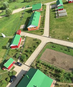 "База отдыха ""Лука"" - Toropetsky District - บ้าน"