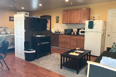 Separate In-Law Suite in Carrboro