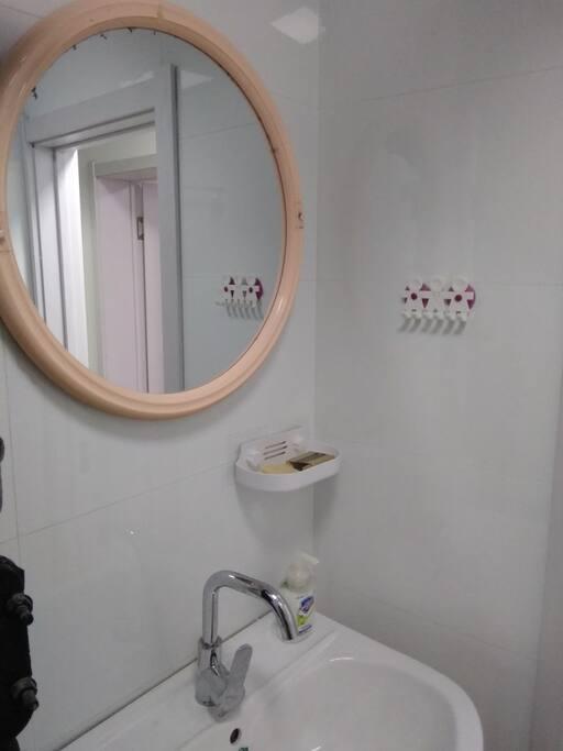 卫生间干净