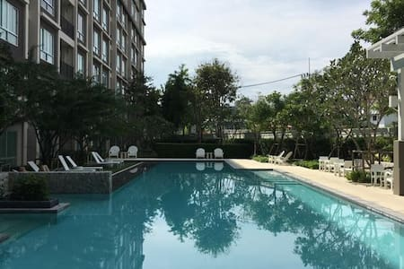 2 Bedroom Beach side condominium - Nong Kae - Apartment