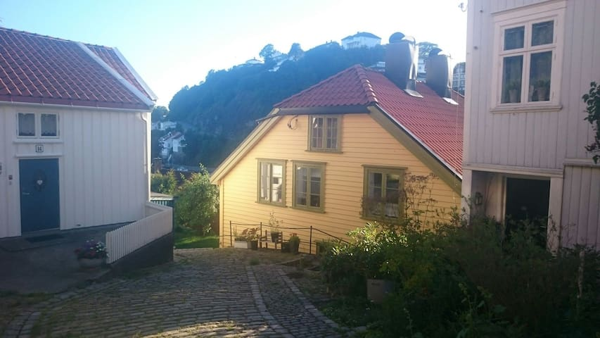 Tyholmen: The heart of Arendal. - Arendal - Flat