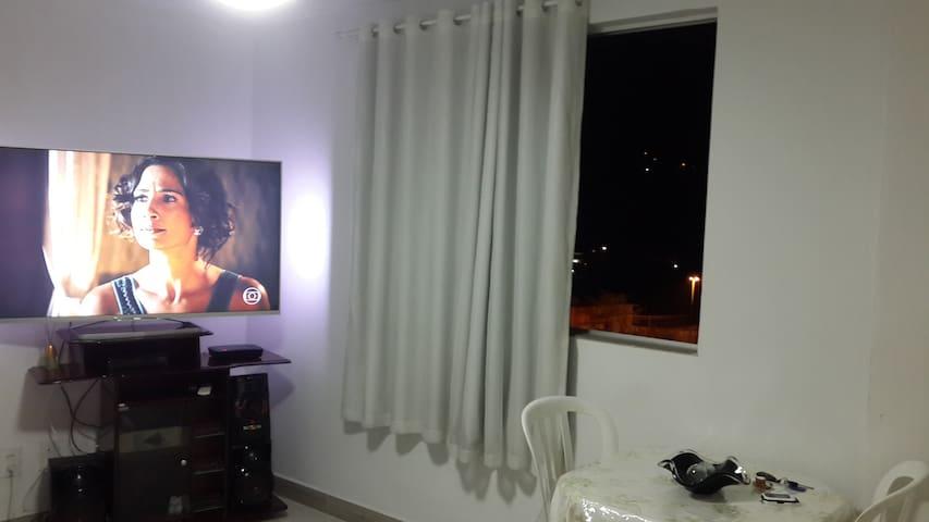 Apartamento ao lado do Parque Olímpico da Barra - ริโอเดอจาเนโร
